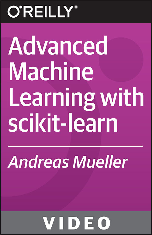 Andreas C  Müller - Machine Learning Scientist